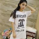 モスキーノ ミニワンピース 2色選択 夏定番 激安 ウィメンズファッション 可愛い カジュアル