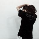 激安 オフホワイト Tシャツ 男女兼用 2色選択 人気