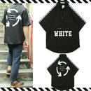 オフホワイト 新入荷 ポロシャツ メンズファッション 人気新品 ブラック
