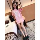 ルイヴィトン 激安 新入荷 可愛い ピンク 男女兼用 ウィメンズファッション メンズファッション tシャツ ワンピース 人気新品 夏