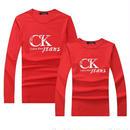 カルバンクライン 可愛い 長袖tシャツ スウェット 男女兼用 多色 人気新品 カジュアル