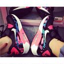 ナイキ ナイキエア ナイキマックス 靴 スニーカー シューズ 運動 レッド ランニング 男女兼用 アウトドア ピンクNKF0122