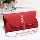 イブサンローラン ショルダーバッグ エンベロープバッグ 多色選択 人気美品 激安 ウィメンズファッション