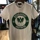 新入荷!DSQUARED2/ディースクエアード メンズ愛用 男女兼用 人気tシャツ 3色 夏