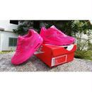 ナイキマックス ウィメンズファッション 運動適用 ランニング ピンク 可愛い 人気スニーカー 箱付きNKF4012