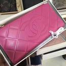 シャネル CHANEL 長財布 クラッチバッグ 人気 上質! 3色 セレブ愛用 ウィメンズファッション