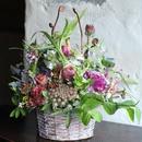 フラワーアレンジメント ギフト arrangement  spring  M size