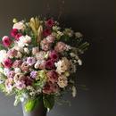 フラワーアレンジメント ギフト arrangement   winter-spring  L  size