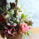 フラワーアレンジメント ギフト arrangement  winter-spring  M  size