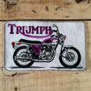 TRIUMPH LARGE SIZE PATCH