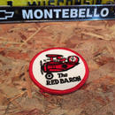 THE RED BARON VINTAGE PATCH