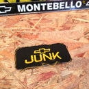 CHEVY JUNK VINTAGE PATCH