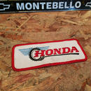 HONDA VINTAGE PATCH