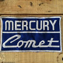 MERCURY COMET LARGE SIZE PATCH