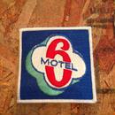 MOTEL6 ワッペン