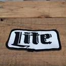 LITE BEER ヴィンテージワッペン