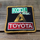 KOOL / TOYOTA PATCH