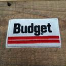 Budget ヴィンテージワッペン