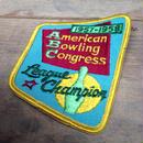 American Bowling Congress ワッペン