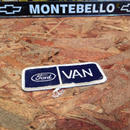 FORD VAN VINTAGE PATCH