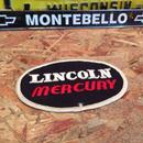 LINCOLN MERCURY VINTAGE PATCH