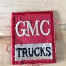 GMC TRUCKS PATCH