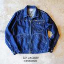 JK-01 / Zip Jacket