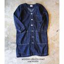 JK-02 / Middle Length Coat