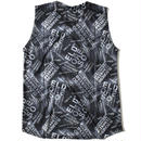 Euphoria Sleeveless T(Black)