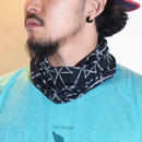 Raise Neck Warmer(Black)