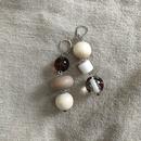 Asymmetry pierce/earring