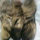 キツネの尻尾チャーム 4500