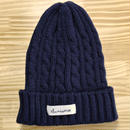 KNIT CAP NAVY