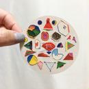 おまもりステッカー / Amulet Sticker