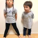 HELLO! 山だよ (kids)Tシャツ