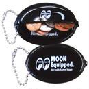MOON Equipped オーバル コイン ケース MQG034