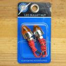 LED ライセンス バレット ボルト ライト アンバー AA108AM