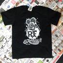 ラットフィンク Tシャツ ブラック サイズM RIT002BKM