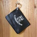 ムーン イクイプト スピードショップ ウォータープルーフ カードケース ブラック MQG087BK