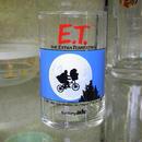 E.T. Suntory ade ノベルティーグラス