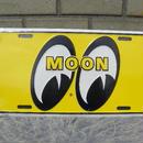 MOONEYES California License Plate MG081EQ