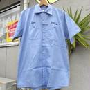 ユーズド ワークシャツ Dave Lサイズ