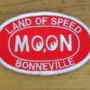 MOON Bonneville オーバル パッチ PM014RD