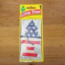 Little Tree エアーフレッシュナー スター&ストライプ AF10945