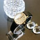 OMEGA オメガ デビル ラウンドK18GP 腕時計