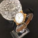 YSLイヴサンローラン ラウンドフェイス 腕時計