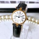 Cartier カルティエ ヴァンドーム オパラン ベルト2色付 Dバックル 腕時計