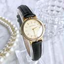 YSL  サンローラン ベルト二種付き コンビ クォーツ レディース 腕時計