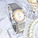 OMEGA オメガ コンステレーション ダイヤベゼル 腕時計