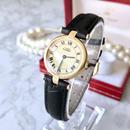 Cartier カルティエ ヴァンドーム OH済み クォーツ レディース 腕時計